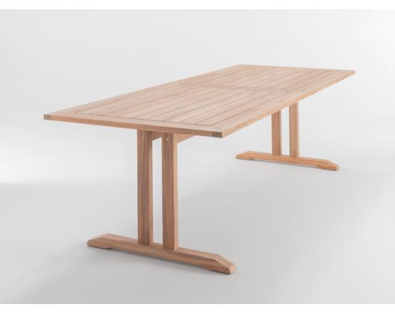 Обеденный стол Cambridge Dining 275х102: фото - магазин CANVAS outdoor furniture.