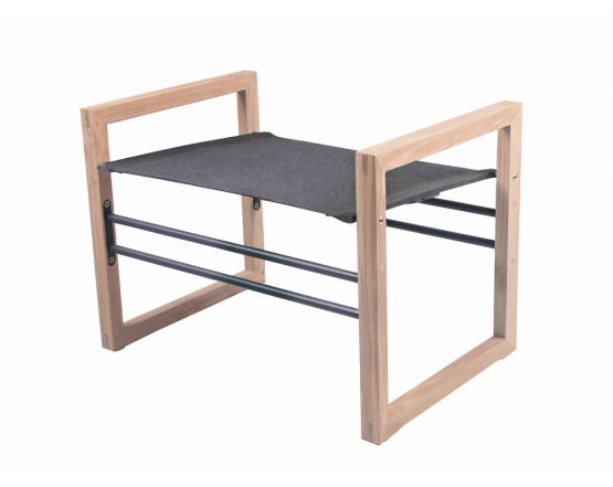 Подставка для ног Cube Ottoman: фото - магазин CANVAS outdoor furniture.