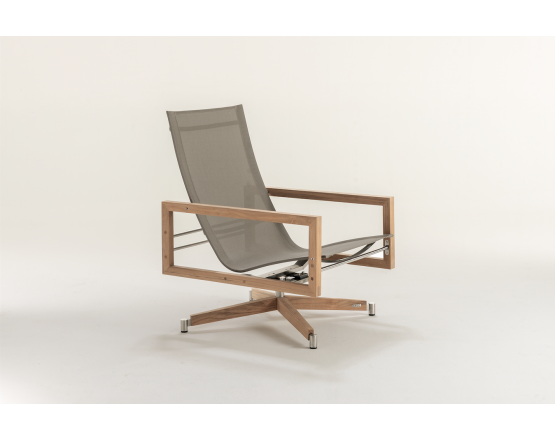 Кресло-качалка Cube Rocking Chair: фото - магазин CANVAS outdoor furniture.