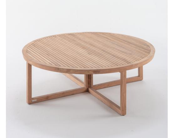 Кофейный столик Cube Round : фото - магазин CANVAS outdoor furniture.