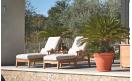 Шезлонг Heritage Sunlounger: фото - магазин CANVAS outdoor furniture.