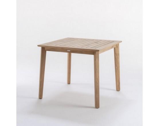 Кофейный столик Lugano Teak Balcony 70x60: фото - магазин CANVAS outdoor furniture.