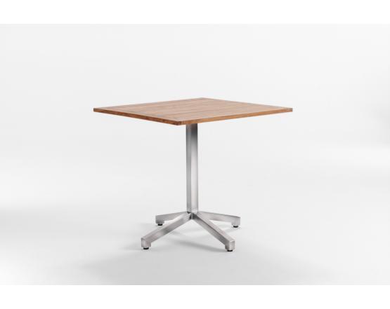Обеденный стол Nautilus 80x80: фото - магазин CANVAS outdoor furniture.