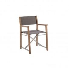 Cкладное кресло Nautilus: фото - магазин CANVAS outdoor furniture.