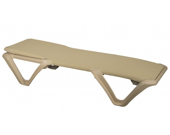 Шезлонг EVA PRO - Sand Frame: фото - магазин CANVAS outdoor furniture.
