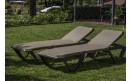 Шезлонг Eva Pro - PRESTIGE FRAME - Bronze: фото - магазин CANVAS outdoor furniture.