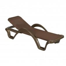 Шезлонг Carmen Prestige Bronze: фото - магазин CANVAS outdoor furniture.