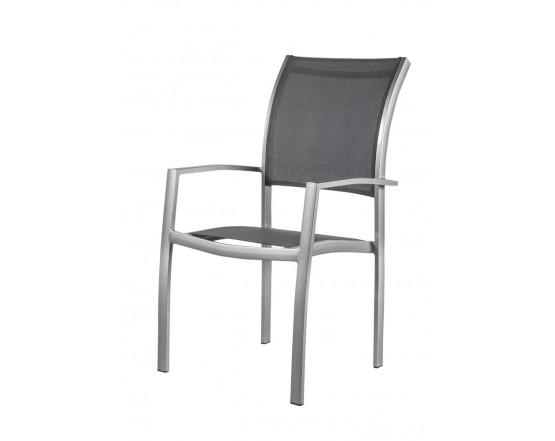 Стул ETNA Tortora с высокой спинкой: фото - магазин CANVAS outdoor furniture.