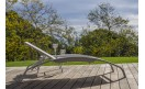 Шезлонг IRIS white: фото - магазин CANVAS outdoor furniture.
