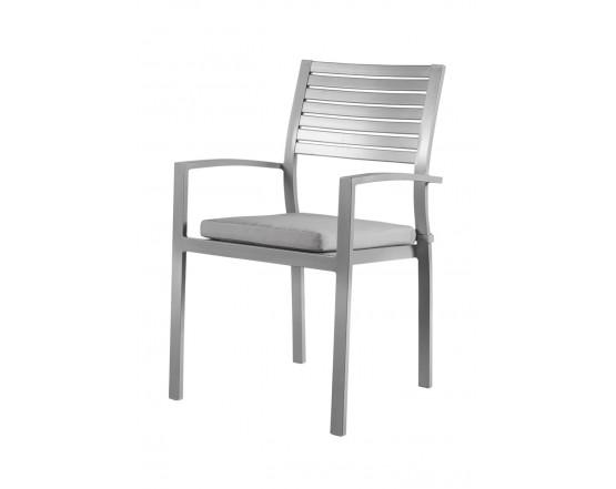 Стул PARIS Aluminio: фото - магазин CANVAS outdoor furniture.