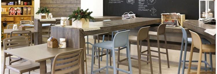 Как правильно подобрать мебель для кофейни?: фото - магазин CANVAS outdoor furniture.