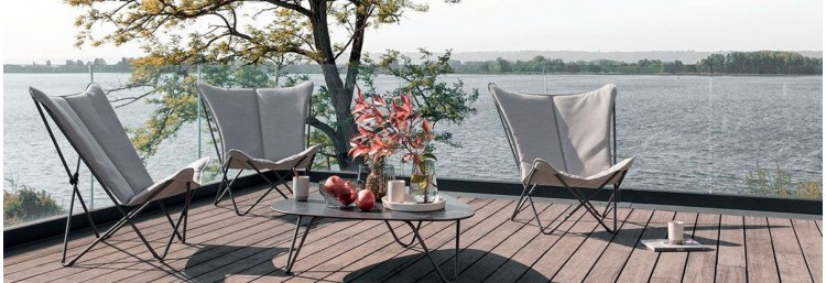 Главное - правильные детали и уют. Мебель Lafuma: фото - магазин CANVAS outdoor furniture.