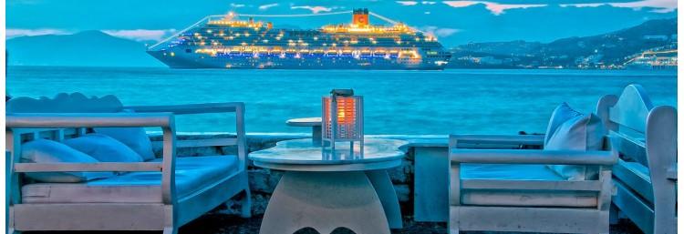 Готовим заведение на берегу моря к летнему сезону: фото - магазин CANVAS outdoor furniture.
