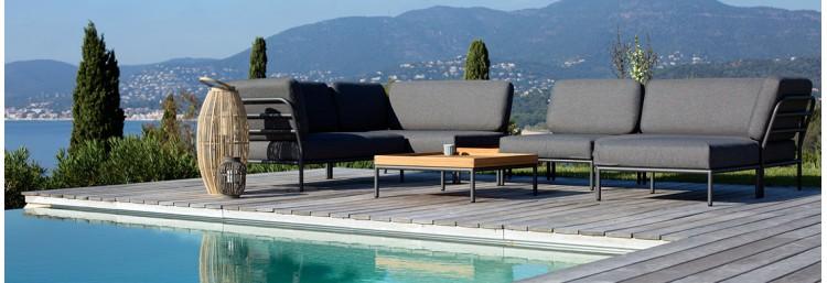 Как обустроить террасу?: фото - магазин CANVAS outdoor furniture.