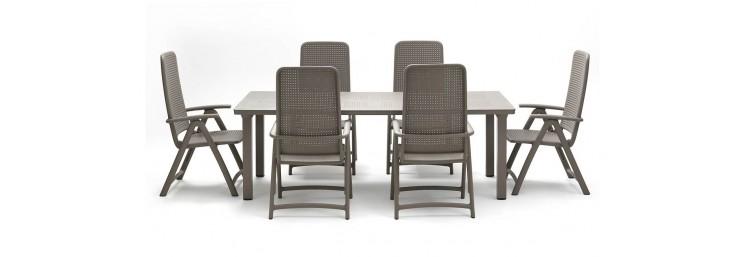 Мебель для улицы - как использовать зимой: фото - магазин CANVAS outdoor furniture.