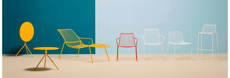 Преимущества металлической садовой мебели: фото - магазин CANVAS outdoor furniture.