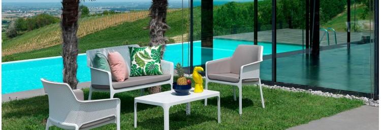 Предназначение уличной мебели Nardi: фото - магазин CANVAS outdoor furniture.