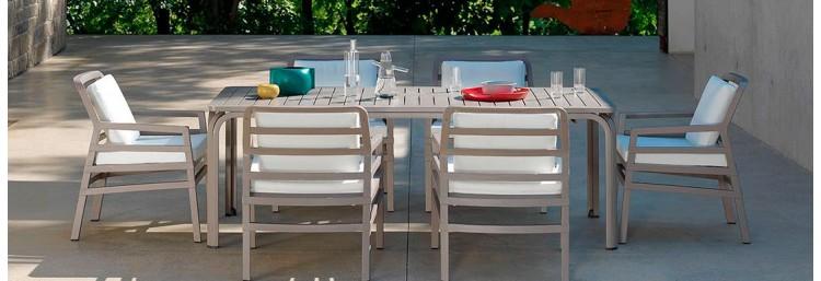 Nardi - высококачественная дизайнерская уличная мебель: фото - магазин CANVAS outdoor furniture.