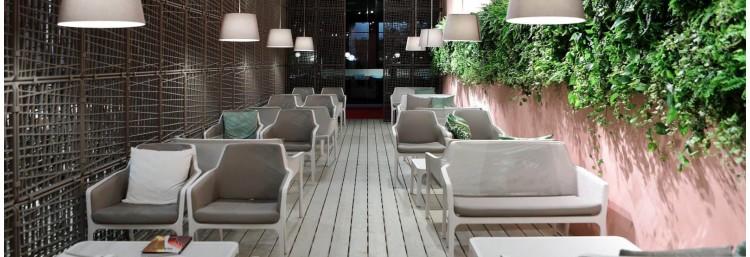 Как выбрать дизайнерскую мебель для ресторанов и кафе?: фото - магазин CANVAS outdoor furniture.