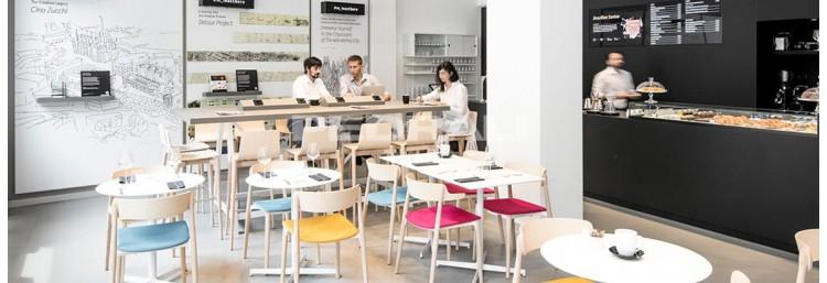 Популярные стили интерьера кафе: фото - магазин CANVAS outdoor furniture.