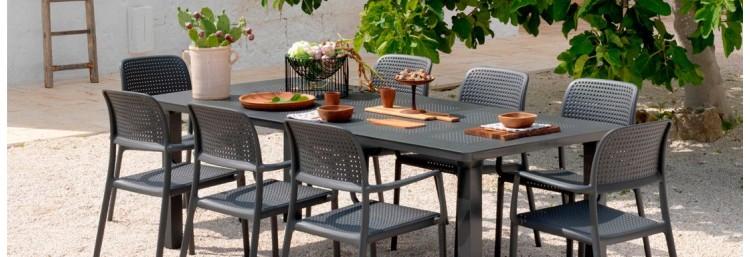 Садовая мебель: правильный уход и хранение: фото - магазин CANVAS outdoor furniture.