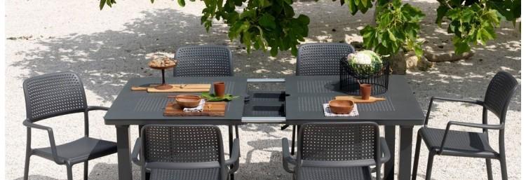 Уличная мебель. Что принесет нам 2019 год: фото - магазин CANVAS outdoor furniture.