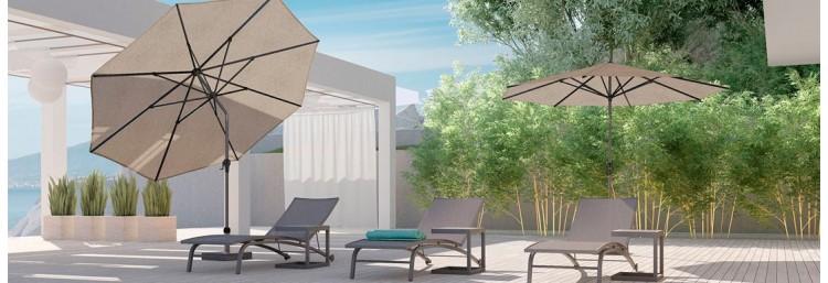 Как выбрать зонтик для сада или дачи?: фото - магазин CANVAS outdoor furniture.
