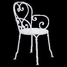 1900 Armchair Cotton White: фото - магазин CANVAS outdoor furniture.