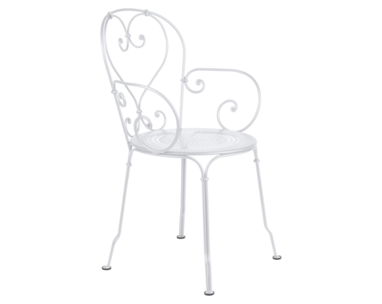 Кресло 1900 Armchair Cotton White: фото - магазин CANVAS outdoor furniture.