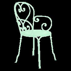 1900 Armchair Opaline Green: фото - магазин CANVAS outdoor furniture.