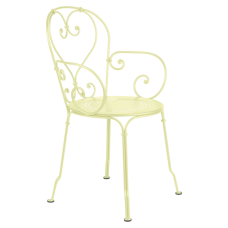 1900 Armchair Frosted lemon: фото - магазин CANVAS outdoor furniture.