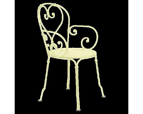 Кресло 1900 Armchair Frosted lemon: фото - магазин CANVAS outdoor furniture.