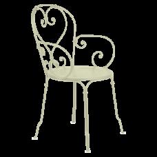 1900 Armchair Willow Green: фото - магазин CANVAS outdoor furniture.