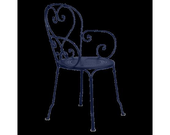 Кресло 1900 Armchair Deep Blue: фото - магазин CANVAS outdoor furniture.