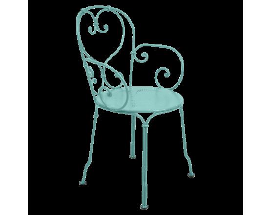 Кресло 1900 Armchair Lagoon Blue: фото - магазин CANVAS outdoor furniture.
