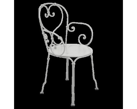 Кресло 1900 Armchair Steel Grey: фото - магазин CANVAS outdoor furniture.