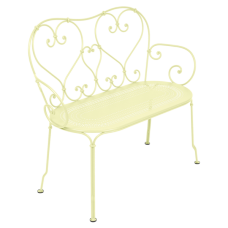 1900 Bench Frosted lemon: фото - магазин CANVAS outdoor furniture.