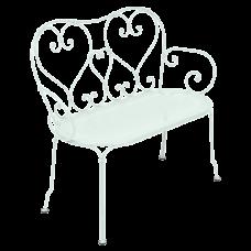 1900 Bench Ice Mint: фото - магазин CANVAS outdoor furniture.
