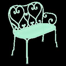 1900 Bench Opaline Green: фото - магазин CANVAS outdoor furniture.