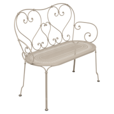 1900 Bench Nutmeg: фото - магазин CANVAS outdoor furniture.