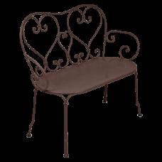 1900 Bench Russet: фото - магазин CANVAS outdoor furniture.