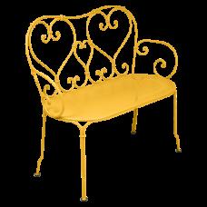 1900 Bench Honey: фото - магазин CANVAS outdoor furniture.