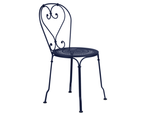 Стул 1900 Chair Deep Blue: фото - магазин CANVAS outdoor furniture.