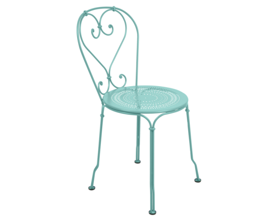 Стул 1900 Chair Lagoon Blue: фото - магазин CANVAS outdoor furniture.