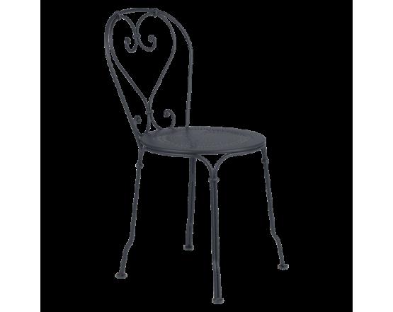 Стул 1900 Chair Anthracite: фото - магазин CANVAS outdoor furniture.