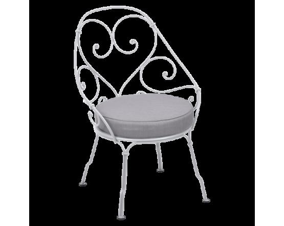 Кресло 1900 Off-White Cabriolet Cotton White: фото - магазин CANVAS outdoor furniture.