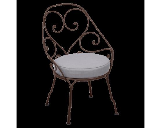 Кресло 1900 Cabriolet Armchair Russet: фото - магазин CANVAS outdoor furniture.