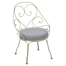 1900 Cabriolet Armchair Willow Green: фото - магазин CANVAS outdoor furniture.