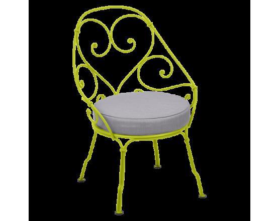 Кресло 1900 Off-White Cabriolet Verbena: фото - магазин CANVAS outdoor furniture.