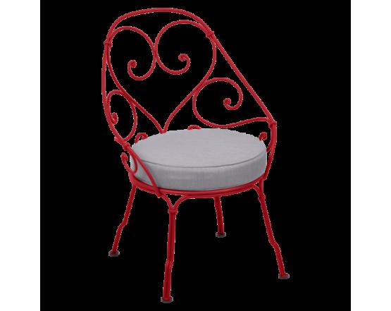 Кресло 1900 Off-White Cabriolet Poppy: фото - магазин CANVAS outdoor furniture.